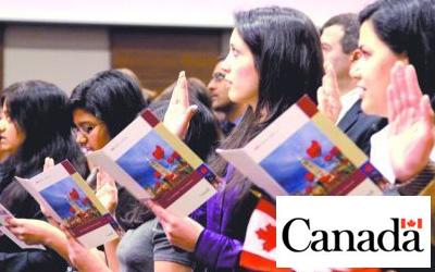 加拿大入籍申请