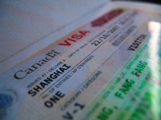 申请加拿大探亲签证
